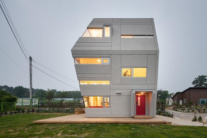 Проект архитектурной студии Moon Hoon.