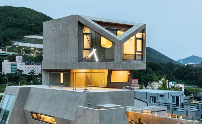 Архитекторский проект фирмы Moon Hoon.
