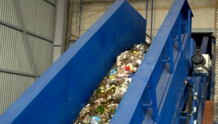 В Швеции налажена система переработки мусора.