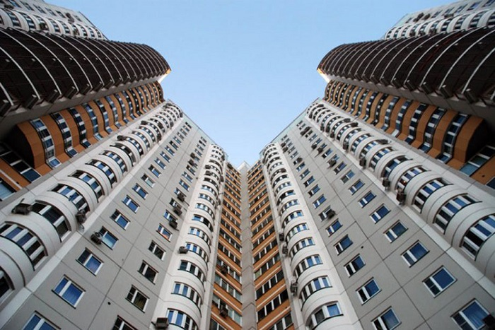 На каком этаже лучше всего селиться,когда есть из чего выбирать. | Фото: bobr.by.
