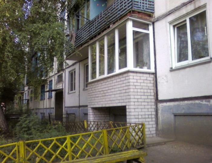 На каком этаже лучше всего селиться,когда есть из чего выбирать. | Фото: okna-biz.ru.