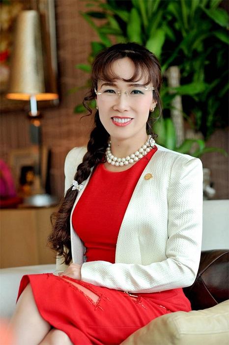 Нгуен Тхи Фуонг Тао - глава VietJet Air.