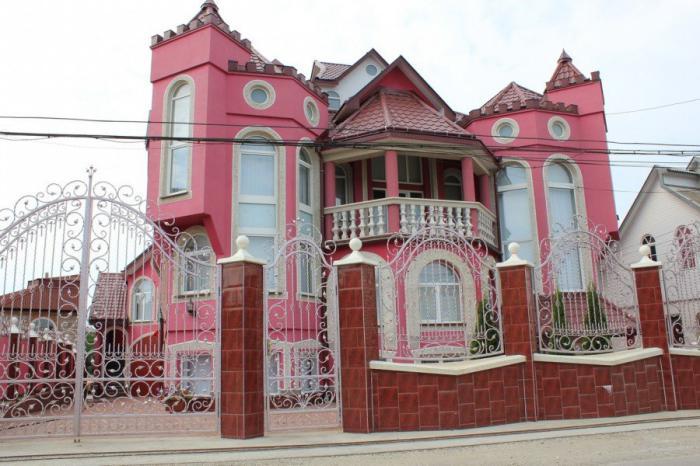 Самое богатое село в Украине, где нет ни одного 1-этажного дома.