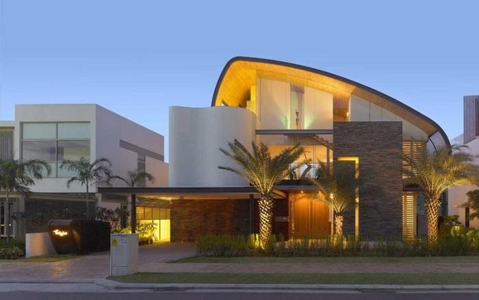 Проект архитектурной фирмы Greg Shand Artchitects.