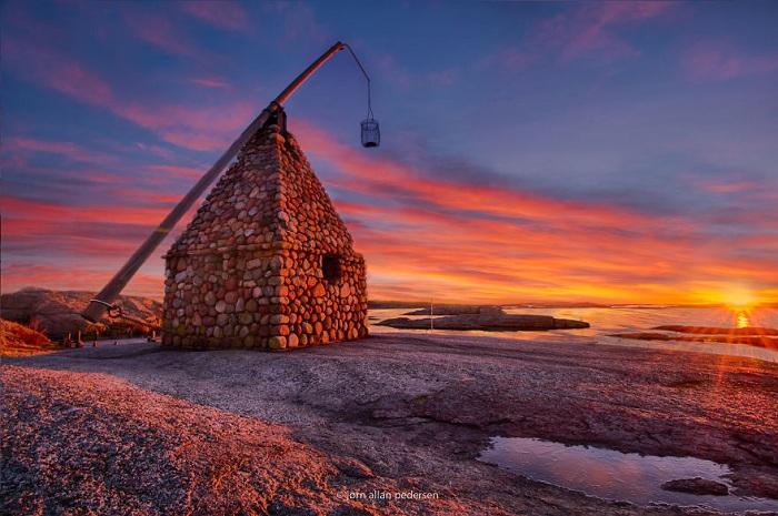 Тьоме (Tjome) - город и порт на крайнем севере Норвегии.