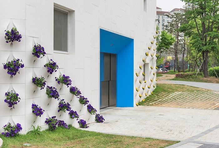 Дизайнерский проект южно-корейской фирмы OA: Lab.