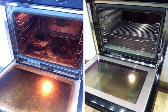 Как очистить духовку от жира и нагара без лишних усилий.