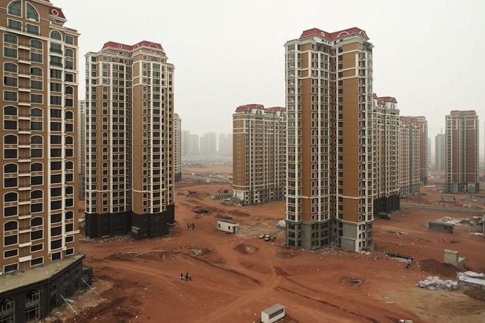 Ордос - китайский город-миллионник, в котором есть всё, кроме жителей.