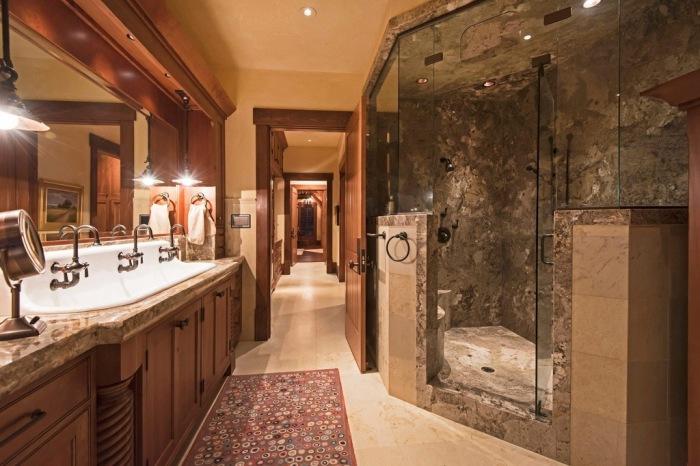 The Barn. Ванная комната.