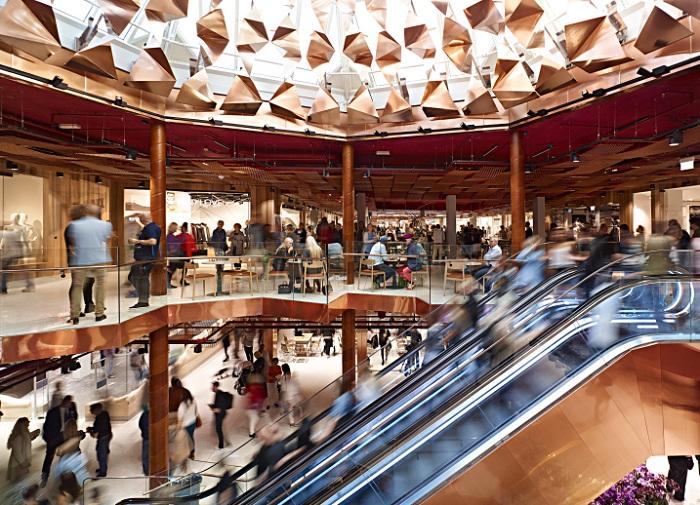 Совместный архитекторский проект компаний RISS AS, Lysstoff AS и Jarmund/Vigsnеs Architects.