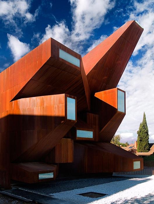 Архитекторский проект студии Vicens and Ramos Estudio de Arquitectura.