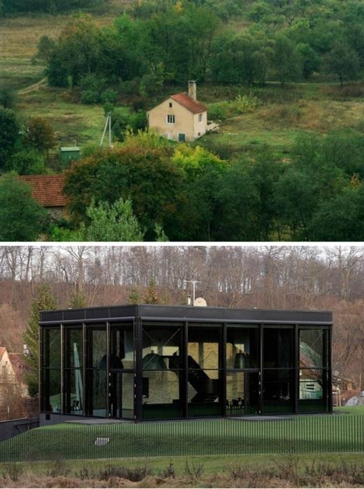 Архитекторский проект литовского бюро G.Natkevicius & Partners.