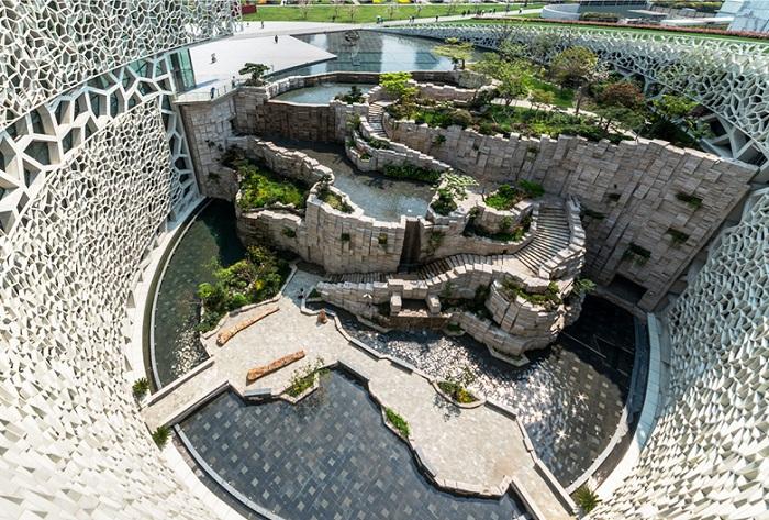 Музей Естествознания в Шанхае (Китай).