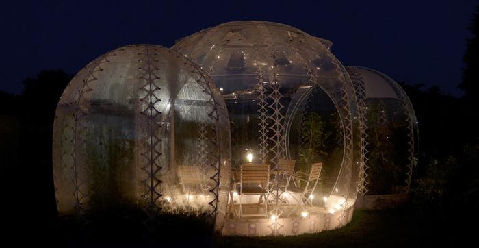 Мини-оранжерея от датского дизайнера.
