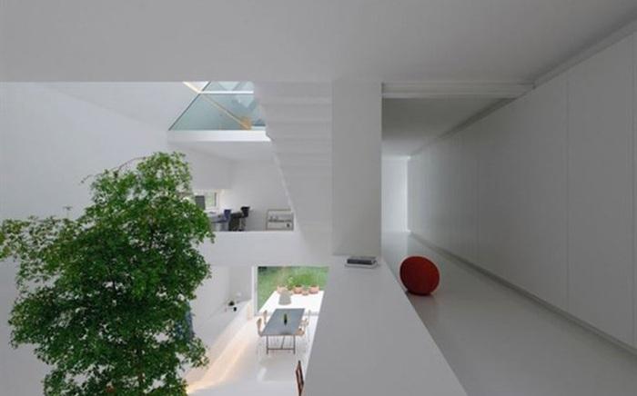 Внутреннее оформление дома House WZ2.