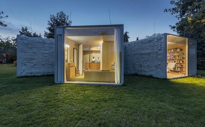 Проект архитектурного бюро Petr Hajek Architekti.