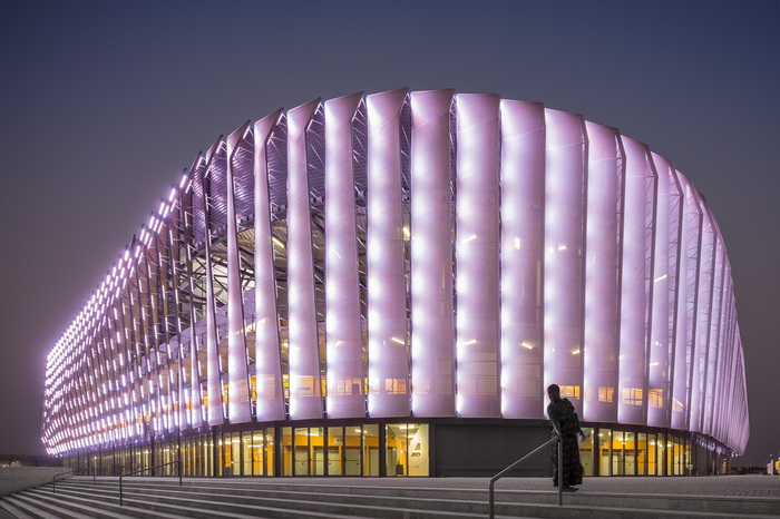 Luanda Multisports Pavilion - многофункциональный спортивный комплекс.