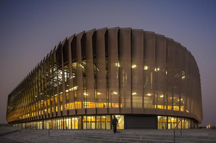 Проект архитектурной фирмы Berger Arquitectos.