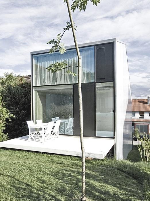 Проект архитектурной фирмы Finckh Architekten.
