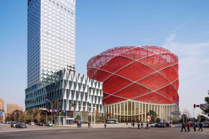 Проект архитектурной фирмы Stufish Entertainment Architects.