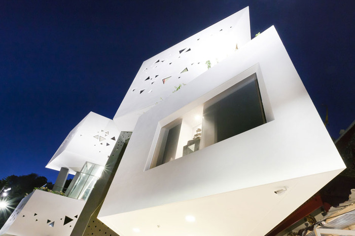 Проект архитектурной компании Czarl Architects.