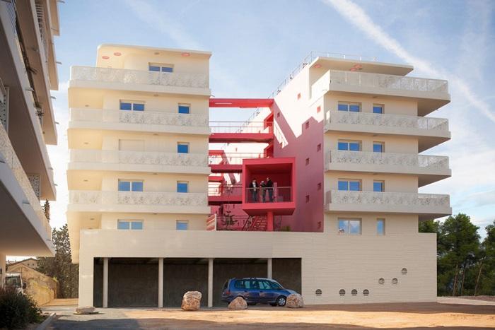 Проект архитектурной фирмы Pietri Architectes.