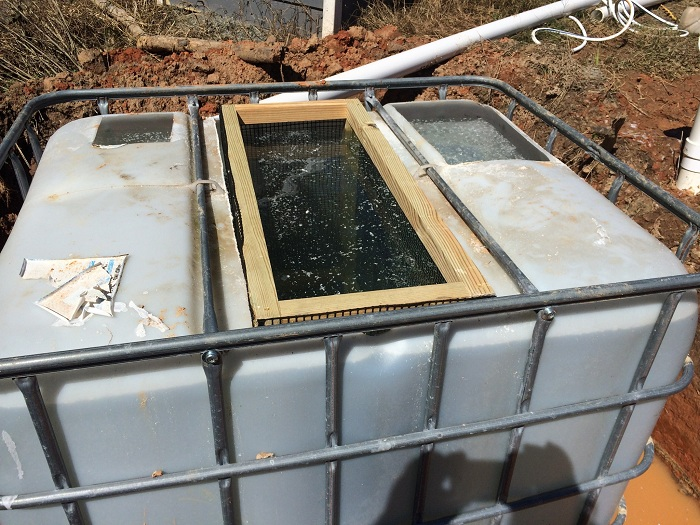Насосная установка для перекачивания воды. | Фото: imgur.com/a/5JVoT#R7pfR1j.