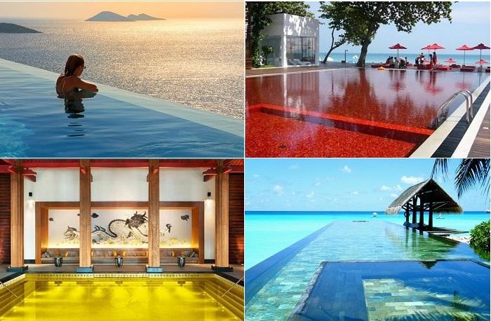 Самые потрясающие отели со всего мира.