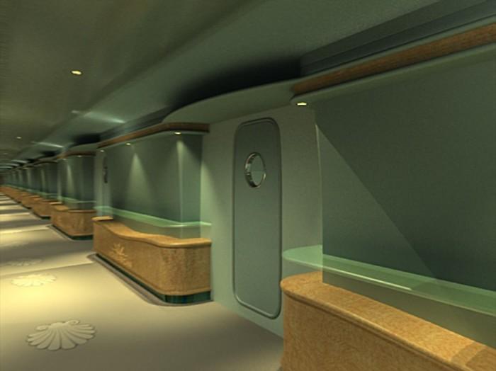 Отель, неделя в котором обойдется в $ 15 000. | Фото: vzavtra.net.