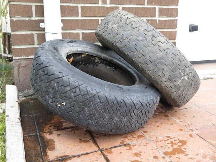 Хороши шины любого размера.