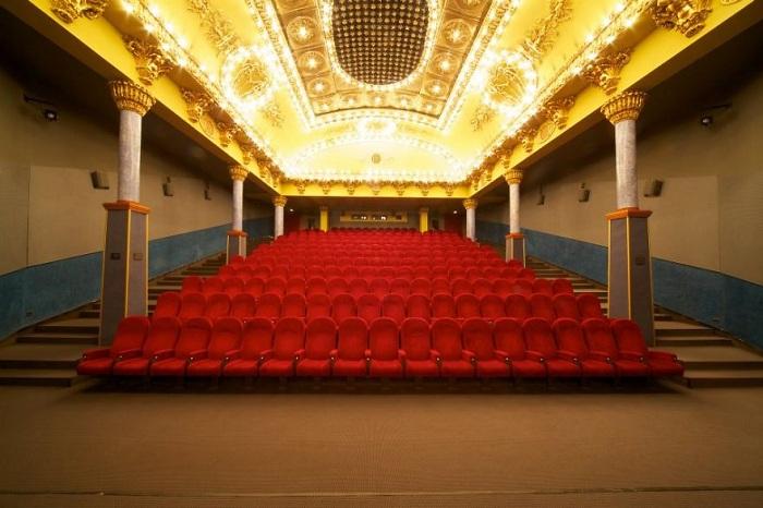 Пушкин Арт Синема - кинотеатр в Будапеште.