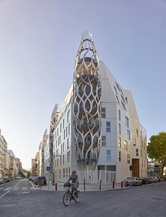 Дом, построенный фирмой Tetrarc Architects.