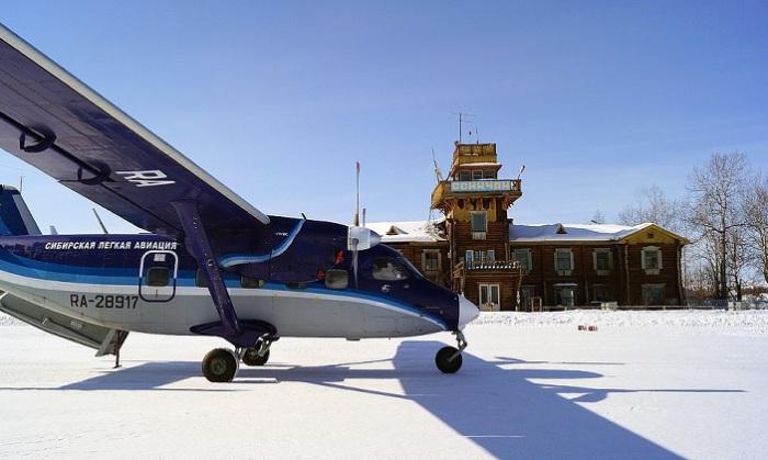 Самолет Сибирской легкой авиации.   Фото: kolymastory.ru.