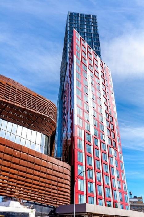 461Dean - модульный дом высотой 109 метров.