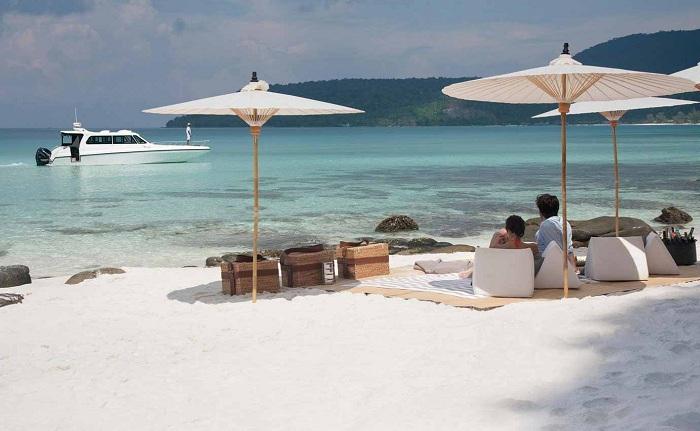 Остров у берегов Камбоджи, приобретенный за $15000.
