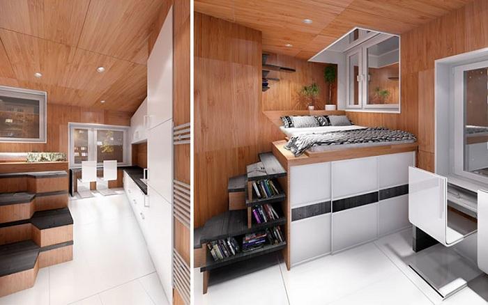 Проект словацкой архитектурной фирмы DesignDevelop.