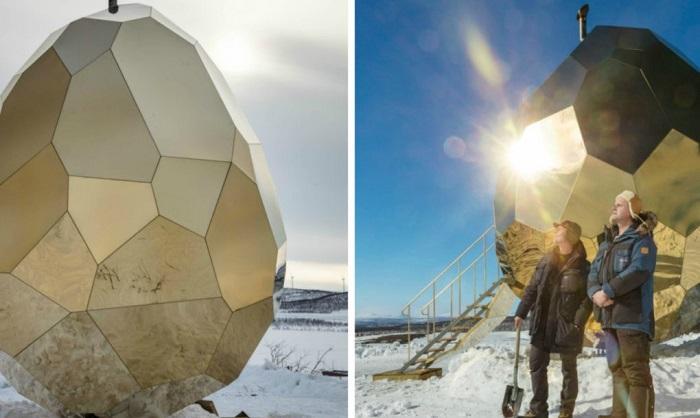 Архитекторский проект шведской фирмы Bigert & Bergstrоm.