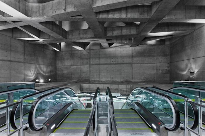 Проект архитектурной фирмы Spora Architects.