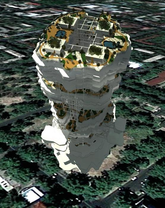 Cloud City. Компьютерная эмуляция.