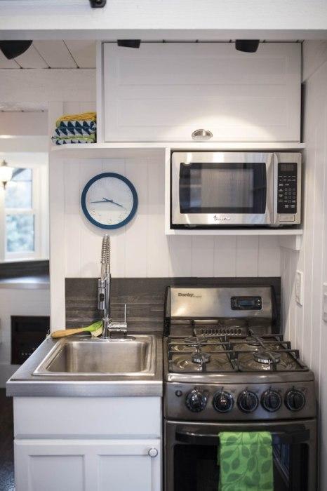 Мини-кухня.