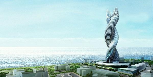 Сobra Towers. Концепт зданий.