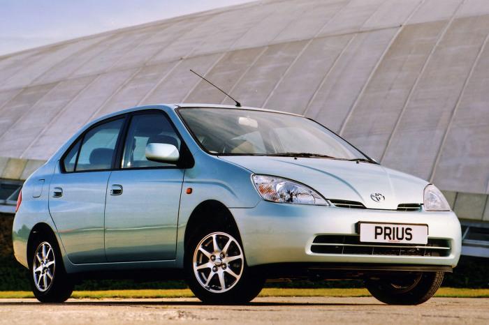 Toyota Prius – самый продаваемый гибридный автомобиль в мире.