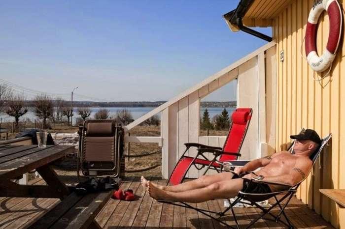 Остров Бастой: норвежская тюрьма для особо опасных преступников.