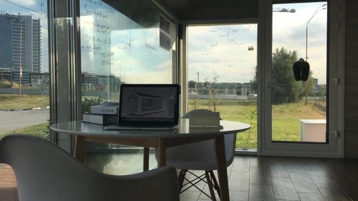 Прототип «умного» дома от фирмы PassivDom.