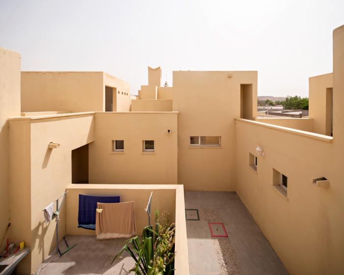Проект архитектора Urko Sanchez фирмы SOS Kinderdorf.