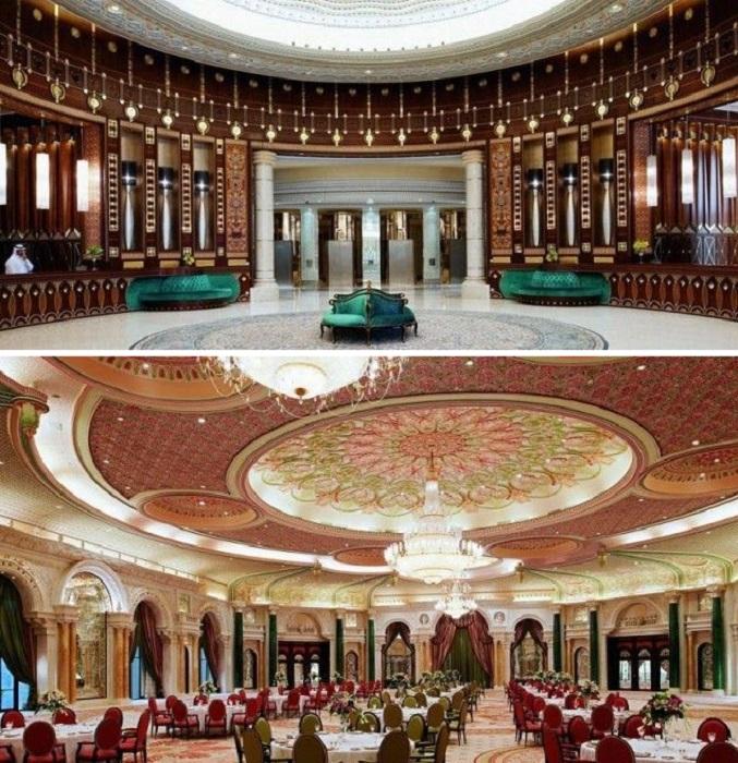 5-звездочный отель Ritz-Carlton стал тюрьмой для саудовских принцев и чиновников, обвиняемых в коррупции, на время, пока шло следствие.