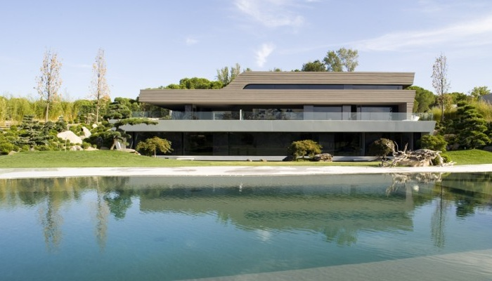 Проект архитектурной фирмы A-Cero Architects.