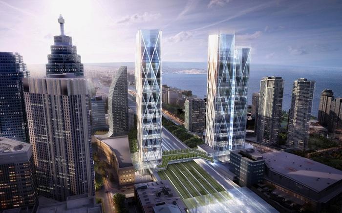 Будущая инфраструктура нового автовокзала.
