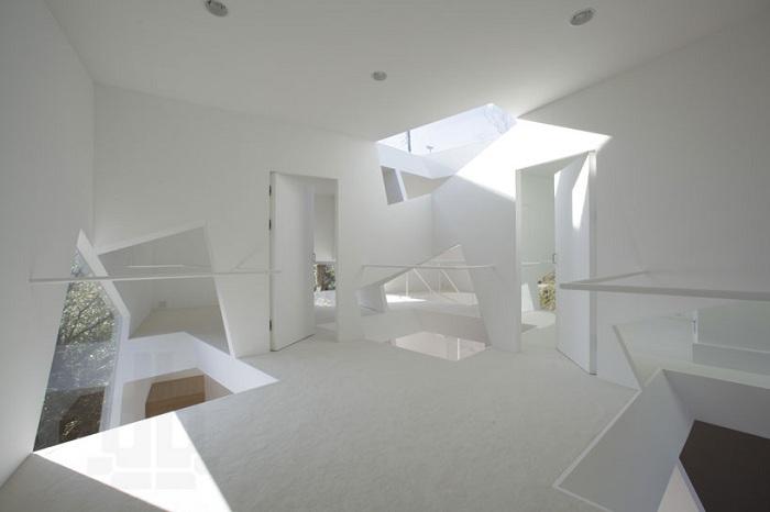 Проект архитектурной фирмы Yuusuke Karasawa Architects.
