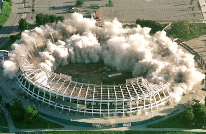 Atlanta-Fulton County Stadium - бывший стадион в Атланте.
